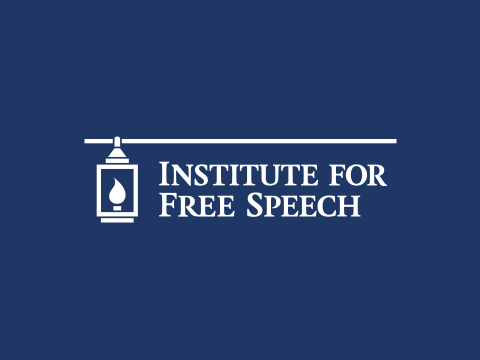 News Archive | Institute For Free Speech