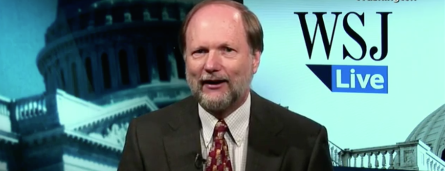 Wall Street Journal: A Constitutional Amendment for Political Gain? (Video)