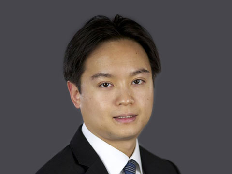 Eric Wang, Senior Fellow